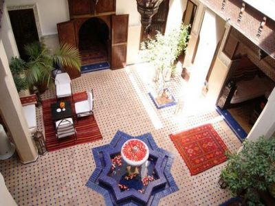 Rent for holidays riad in Marrakech  , Morocco