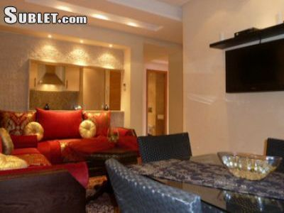 Rent for holidays apartment in Marrakech  , Morocco