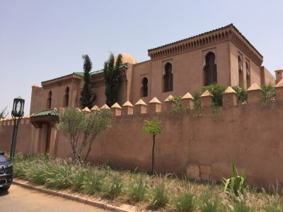 photo annonce For sale House Amelkis Marrakech Morrocco