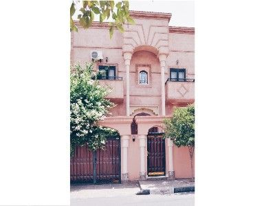 photo annonce For sale House Amerchich Marrakech Morrocco