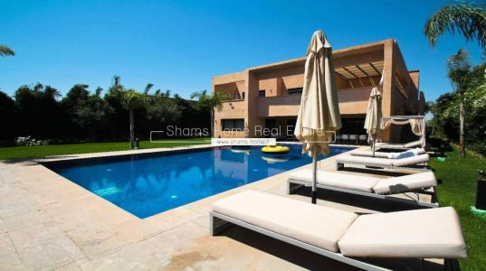 House Marrakech 50600 Dhs/month