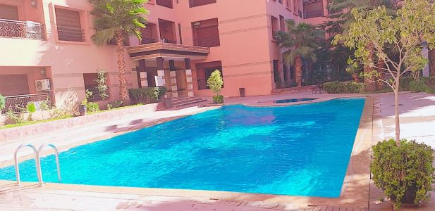 For rent apartment in Marrakech Centre ville , Morocco