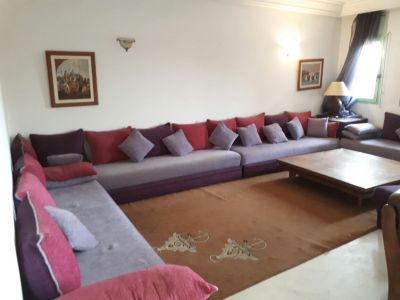 photo annonce Location Appartement Hivernage Marrakech Maroc