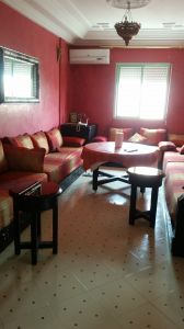 photo annonce Location Appartement Massira 2 Marrakech Maroc
