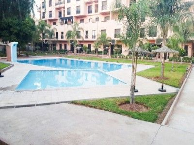 photo annonce Rent for holidays Apartment Palmeraie Marrakech Morrocco