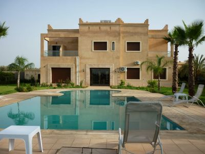 House Marrakech 5500 Dhs/month