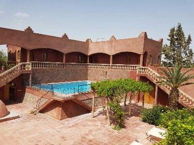 Location marrakech villa route de l 39 ourika marrakech for Le jardin 32 route sidi abdelaziz marrakech 40000