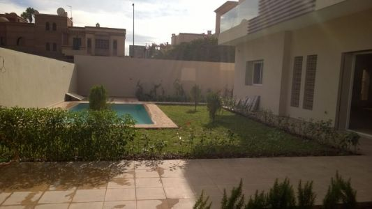 photo annonce For sale House Targa Marrakech Morrocco